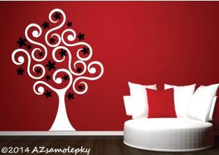 Samolepky na zeď - DUO S - strom