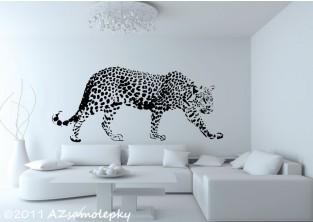 Samolepky na zeď - Gepard I
