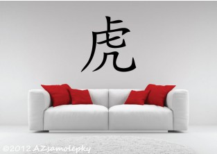 Čínské znamení zvěrokruhu - Tygr