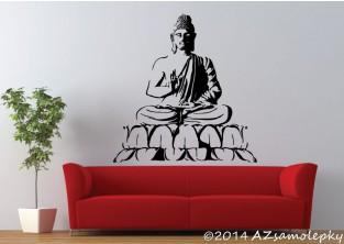 Samolepky na zeď - Buddha