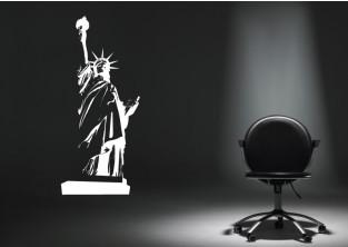 Výprodej samolepky - New York - Socha Svobody